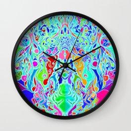RAVER Wall Clock
