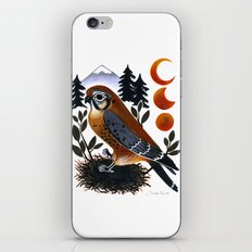 The Blue Ridge Kestrel iPhone & iPod Skin