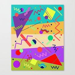 Memphis #56 Canvas Print