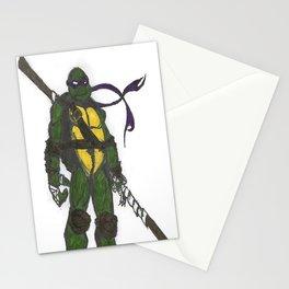Ninja Turtles Donatello Stationery Cards