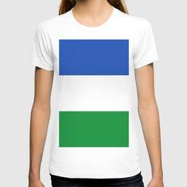 Flag of Cordoba (Colombia) T-shirt