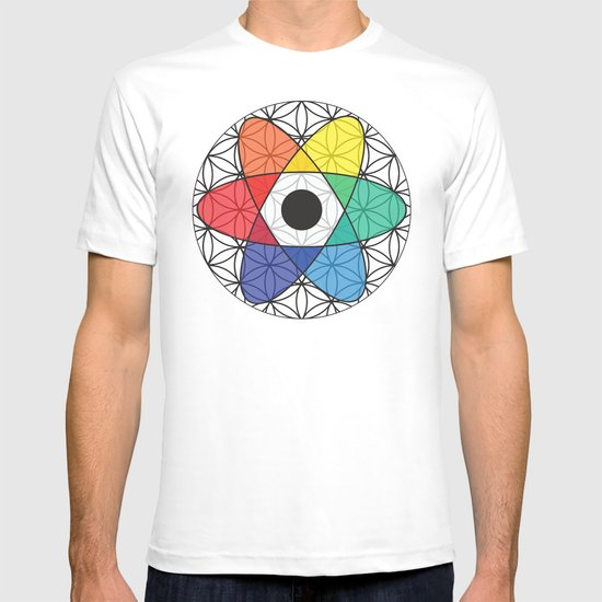 Flower of Science T-shirt