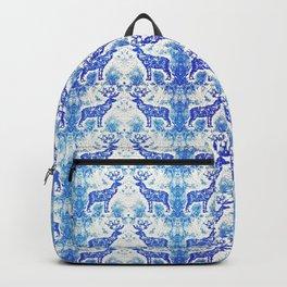 Winter Reindeer Backpack