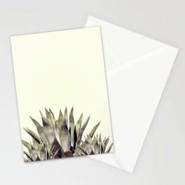 Agava cactus Stationery Cards