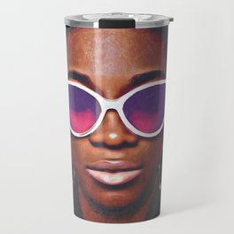 Roses Gabor Travel Mug