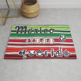 Mexican Zarape Rug