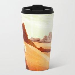 Life on Mars Travel Mug