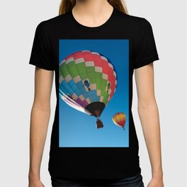 Balloons on Blue T-shirt