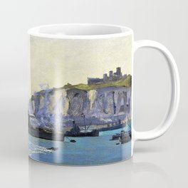 Monitors, Dover Harbour - Digital Remastered Edition Coffee Mug