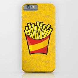 French Fries iPhone Case