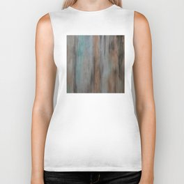 Classic Streams of Color Biker Tank