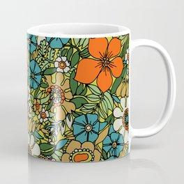 70s Plate Coffee Mug