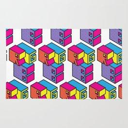 RGB (Convert to CMYK) Repeat Pattern Rug