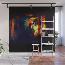 Ill-Fated Entry Wall Mural