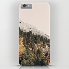 Winter Mountain Morning iPhone 6 Plus Slim Case