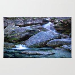 Rocky Waterfall Rug