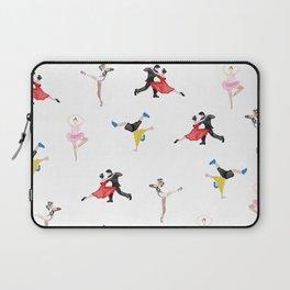 Dance Dance Dance Laptop Sleeve