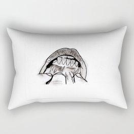 The Creeps Rectangular Pillow