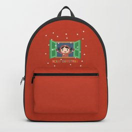 Christmas Morning Backpack