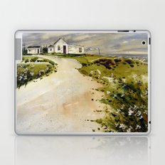 windswept coast Laptop & iPad Skin