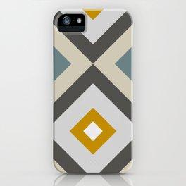 Mid West Geometric 04 iPhone Case