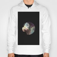 psychology Hoodies featuring Psychology Of Stylistic Change by mofart photomontages
