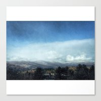 vermont Canvas Prints featuring Vermont by Michelle Wenz