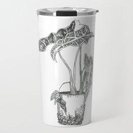 Alocasia Travel Mug