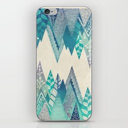 Upland iPhone Skin