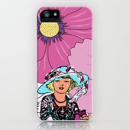 Good Afternoon Ladies iPhone Case
