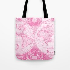 Positively Pink Tote Bag
