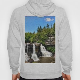 Blackwater Falls, West Virginia Hoody