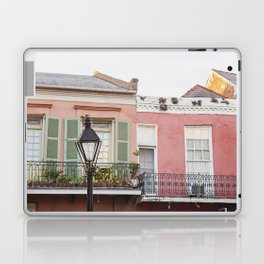 New Orleans Golden Hour in the Quarter Laptop & iPad Skin