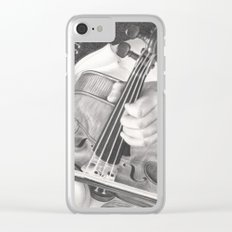 The Note Waltz Clear iPhone Case
