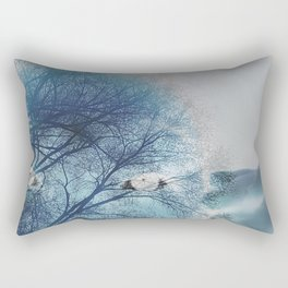 Tree Spirit Rectangular Pillow