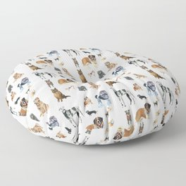 The Pack Floor Pillow