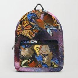 Butterflies Lux by GEN Z Backpack