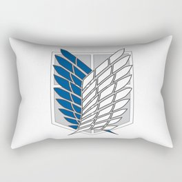 Shingeki no Kyojin - Brigade d'Exploration Rectangular Pillow