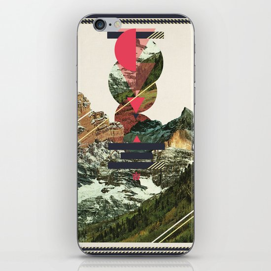 Kong iPhone & iPod Skin