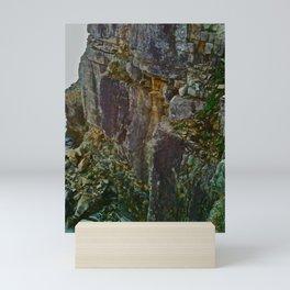 Cliffs Edge Mini Art Print