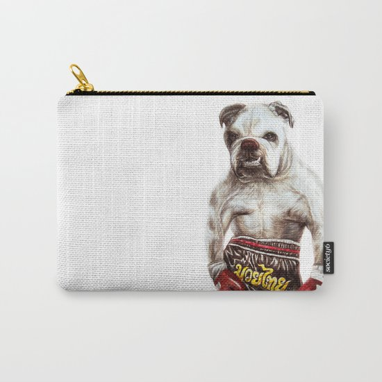 killer dog Carry-All Pouch