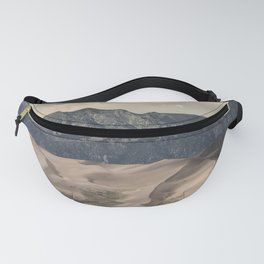 Great Sand Dunes National Park - Rocky Mountains Colorado Fanny Pack