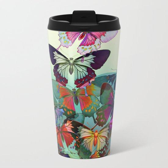 Free Spirits Metal Travel Mug