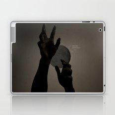 Hand's on the Moon Laptop & iPad Skin