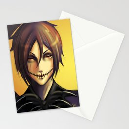 Pumpkin King Stationery Cards