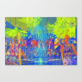 20180715 Canvas Print