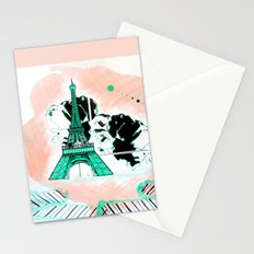 Son Paris 1.2 Stationery Cards