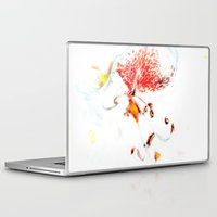 soul Laptop & iPad Skins featuring Soul. by Mary Berg