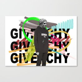Highsnob 2 Canvas Print