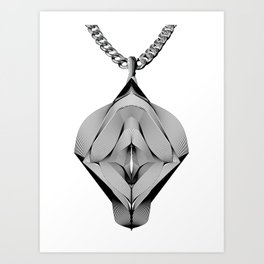 Spirobling XV Art Print